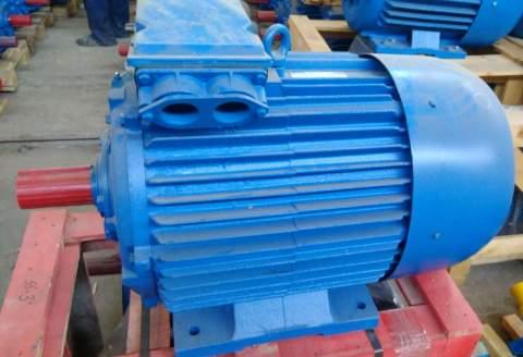 Купить электродвигатель 5АМХ(А)160S2 в Ставрополе