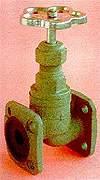 Клапан (вентиль) чугунный запорный фланцевый РУ25 15КЧ12П в Ставрополе